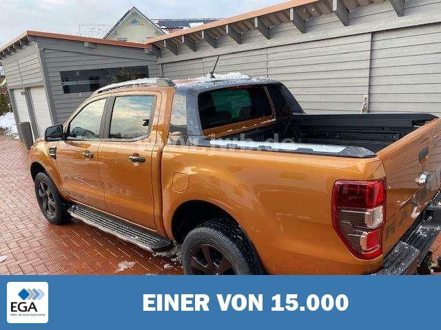 Ford Ranger Wildtrak 2,0 Xenon Np55t ACC 10Gang 32% AHK PPvo