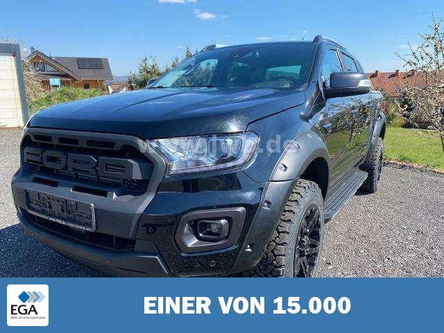 Ford Ranger Wildtrak 2,0 Xenon Np57t höher 180€ Steuer ACC
