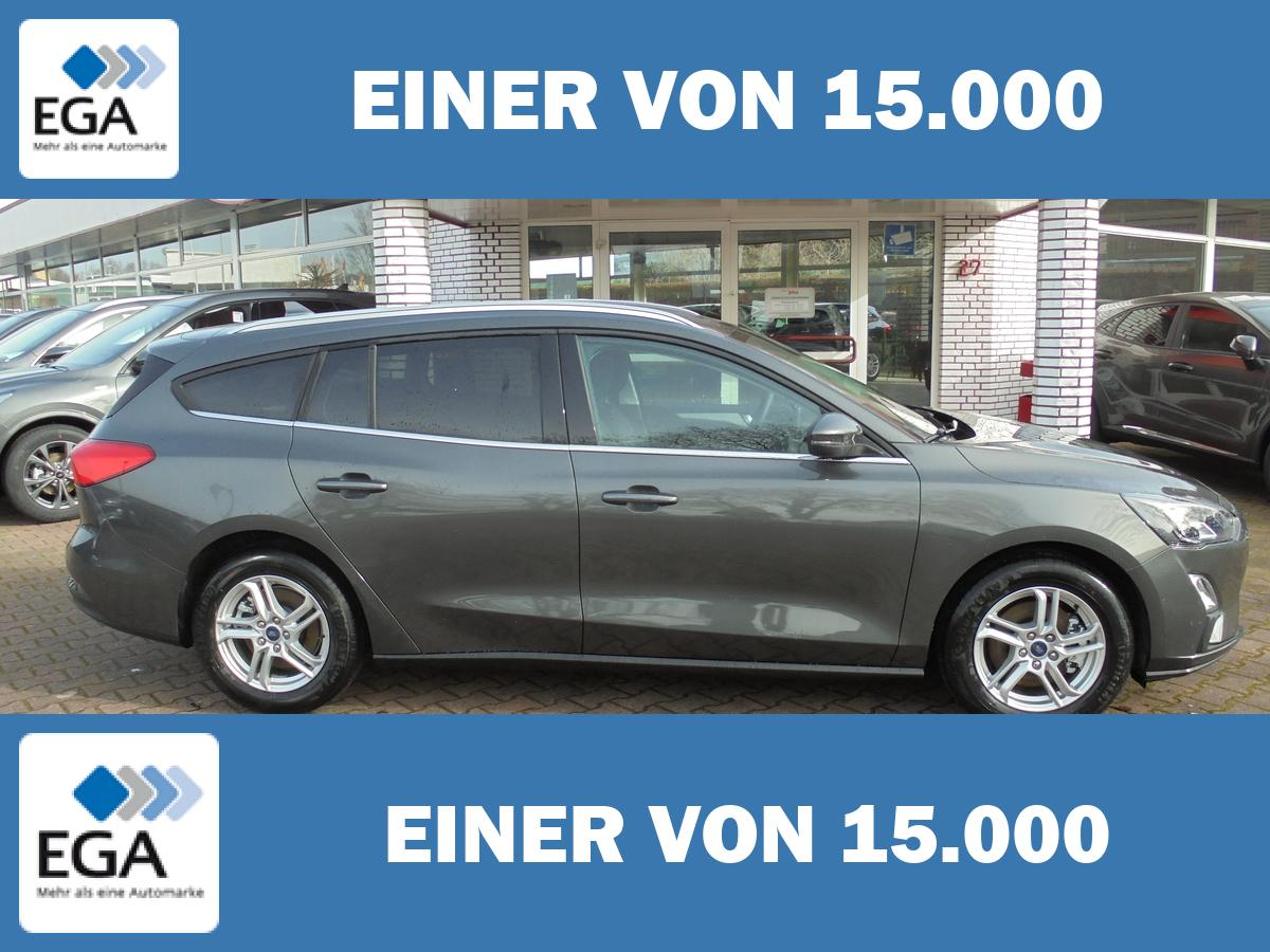 Ford Focus Cool & Connect / Navi + Kamera + Winter + Tempomat