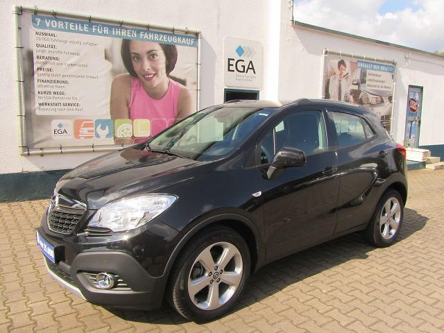Opel Mokka 1.6 ENJOY KLIMA/NAVI/PTS/ALU