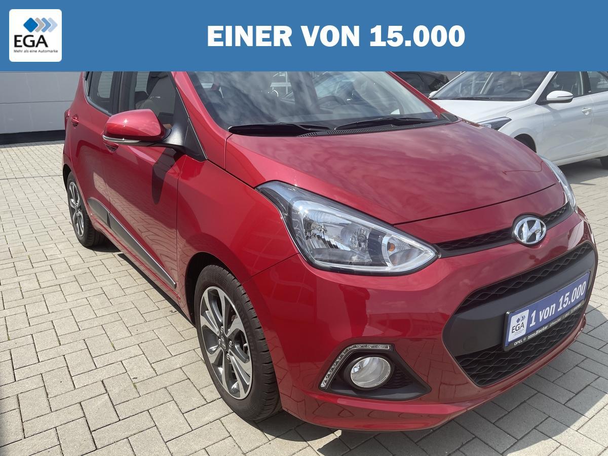 Hyundai i10 1.2 Style*Funktions-Paket*Sitzhzg*PDC*Freispr*LM*