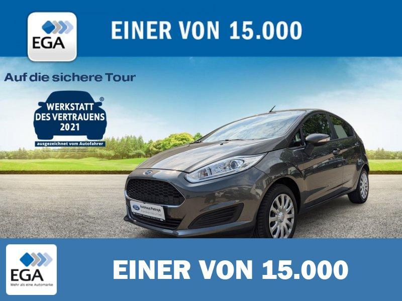 Ford Fiesta 1.0 EU6 Trend (EURO 6)