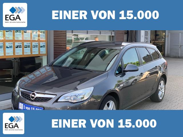 Opel Astra Sportstourer Design Edition