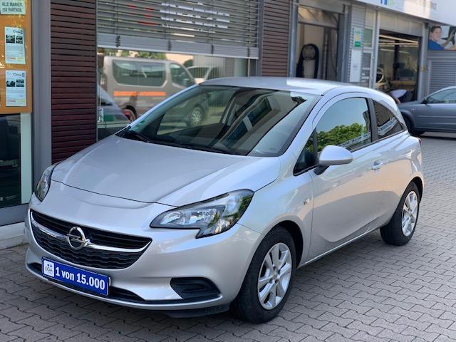 Opel Corsa Edition heizbare Frontscheibe