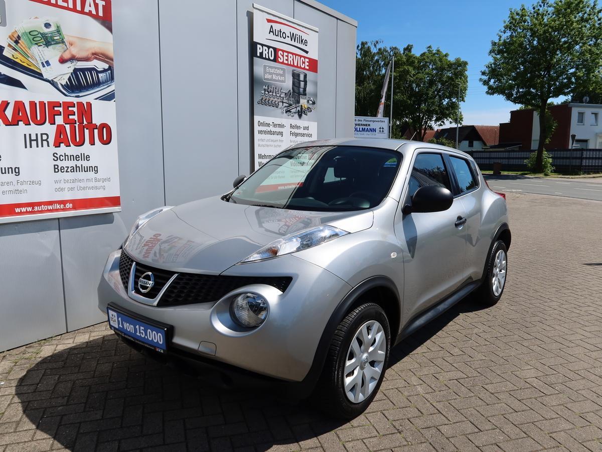 Nissan Juke 1.6 Visia *KLIMA*MET*RADIO