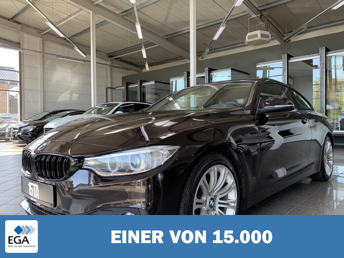 BMW 420d Aut. Bi-Xenon Navi Prof. Leder SHZ PDC EU6