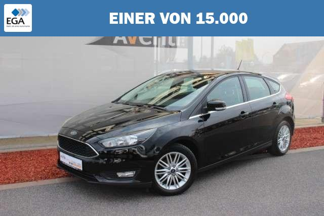 Ford Focus 1.0 EcoBoost Cool&Connect Start/Stopp *PDC Klima