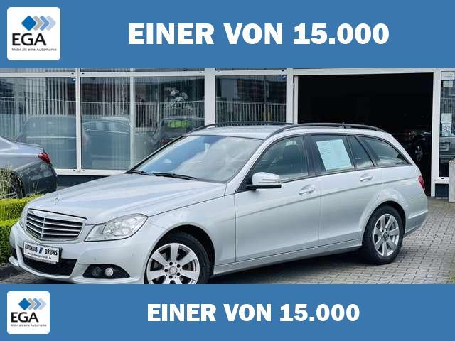 Mercedes-Benz C 200 T CDI CLASSIC, Navi, PTS, AHK abn., Sitzheizung