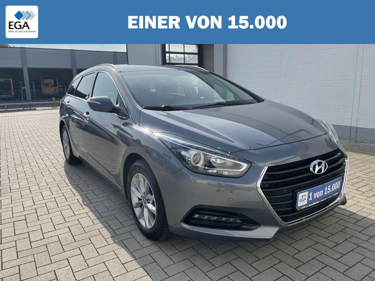 Hyundai i40 cw 1.6*Trend*Navi*Sitzhzg*Kamera*WR inkl*