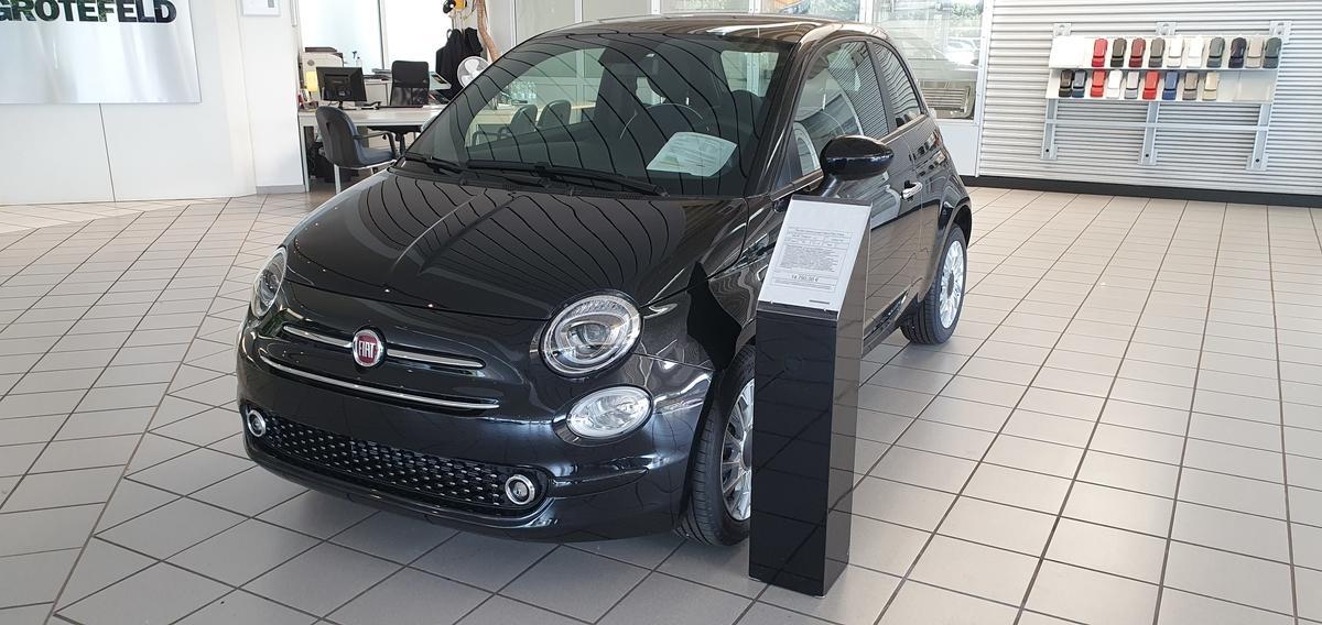 Fiat 500 Hybrid Lounge Edition Plus
