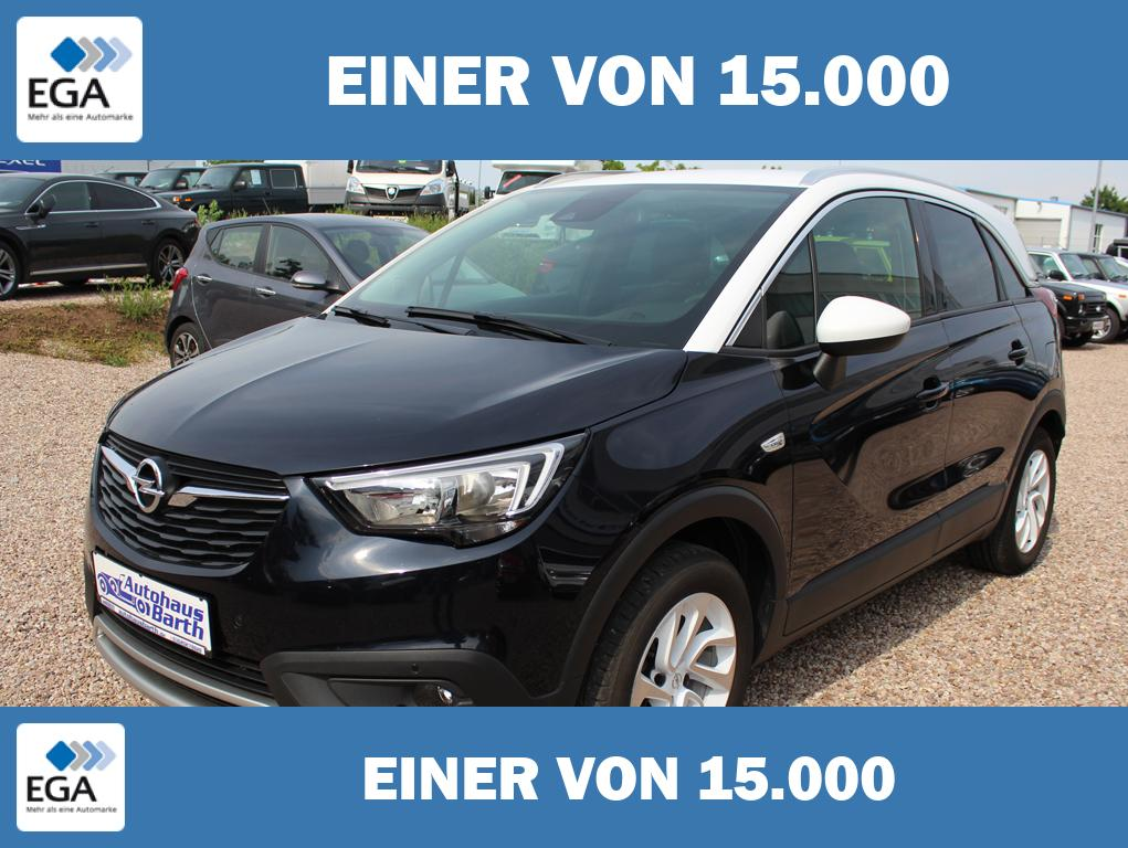 Opel Crossland X *Klimaautomatik *SHZ *LHZ *PDC *Tempomat *