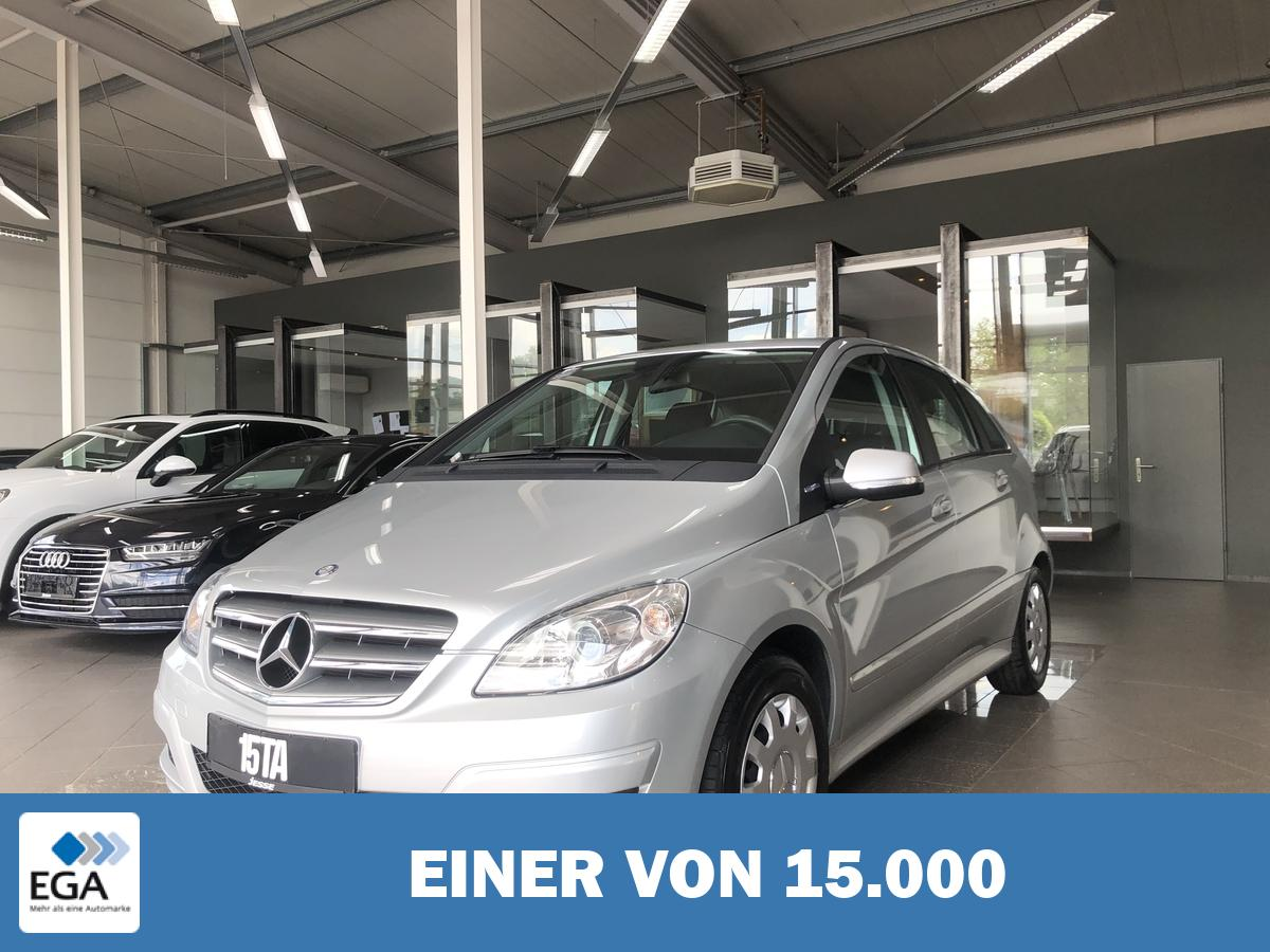 Mercedes-Benz B 180 BlueEfficiency Navi Klima AHK
