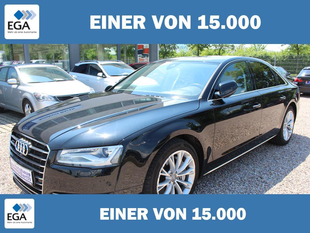 Audi A8 *Nachtsicht *Solar SSD *Standheizung *HUD *