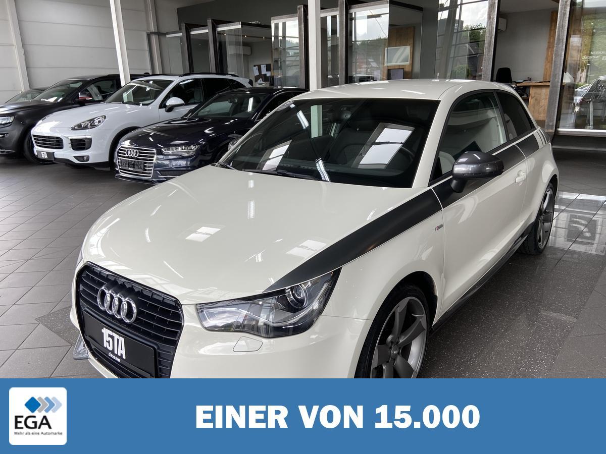 Audi A1  1.4 TFSI S-Tronic S-Line Bi-Xenon Tempo.