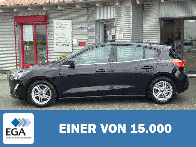 Ford Focus Cool & Connect EcoBoost Automatik +LED+NAV