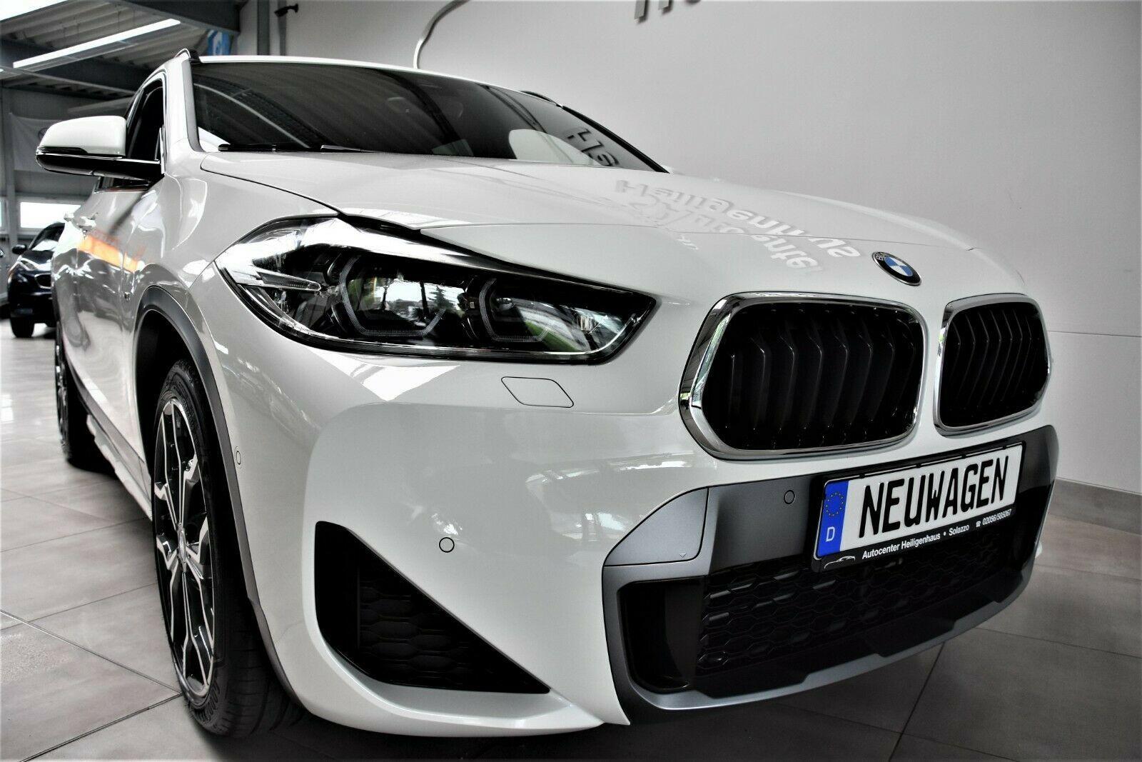 BMW X2 sDrive 20 i M Sport X LED Kamera Panorama AHK