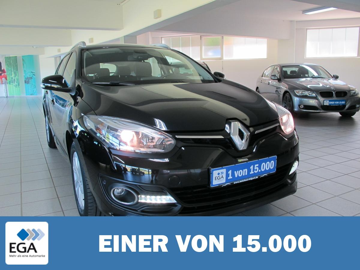 Renault Megane 1,2 TCe Navi,Bluetooth,PDC v+h,Sitzh.,Tempom.,AHK,