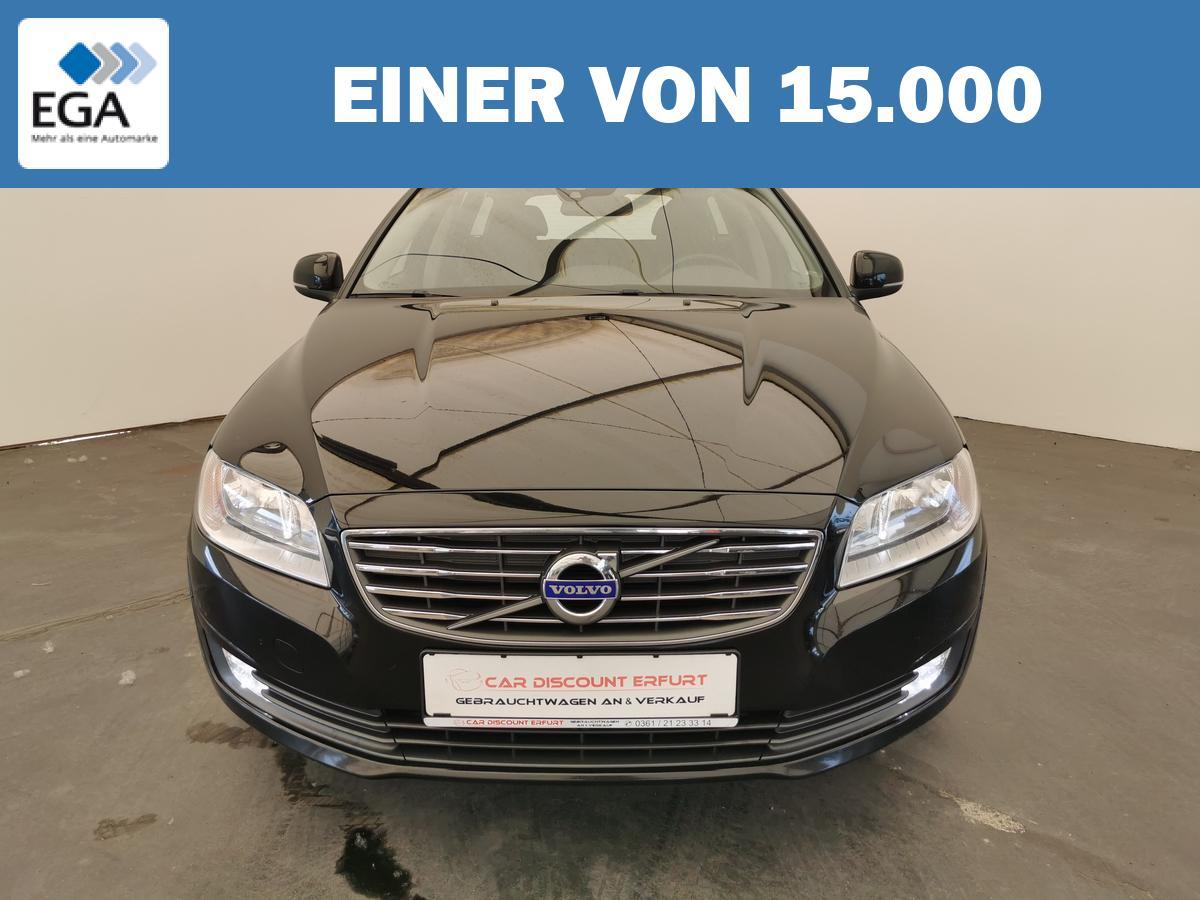 Volvo V70 D3 Kinetic+1.Hand+Navi+AHZV+8-fach bereift+