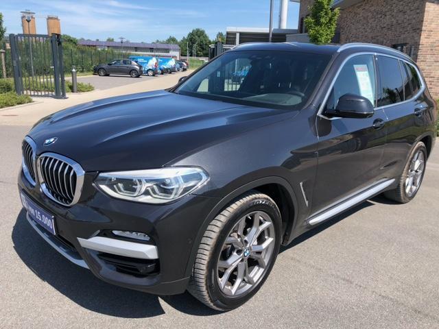 BMW X3 18da  Drive Head Up,Pano,Leder,LED,Navi