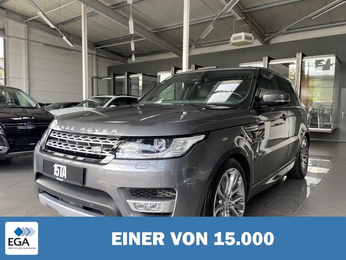 Land Rover Range Rover Sport TDV6 HSE Standheizung Panorama AHK schw.