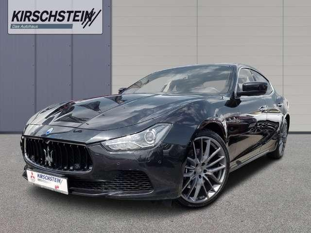 Maserati Ghibli S Q4 3.0 V6 Sport-Paket Bower&Wilkins GSD Kamera
