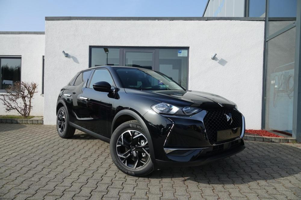 DS DS3 Crossback So Chic 130 Automatik SOFORT!
