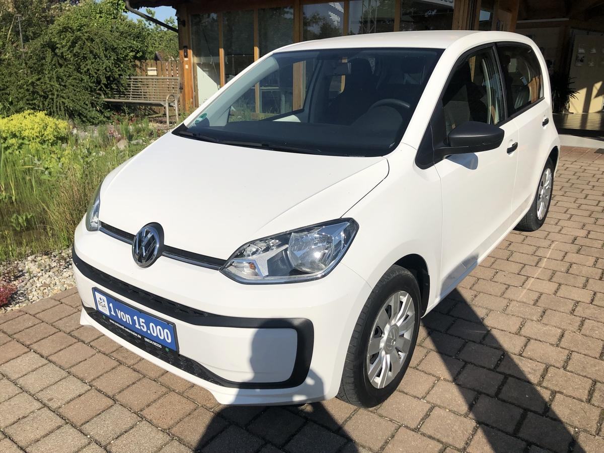 Volkswagen up! up! UP! 1.0 60PS Take Up!*AUX*CD*Radio*