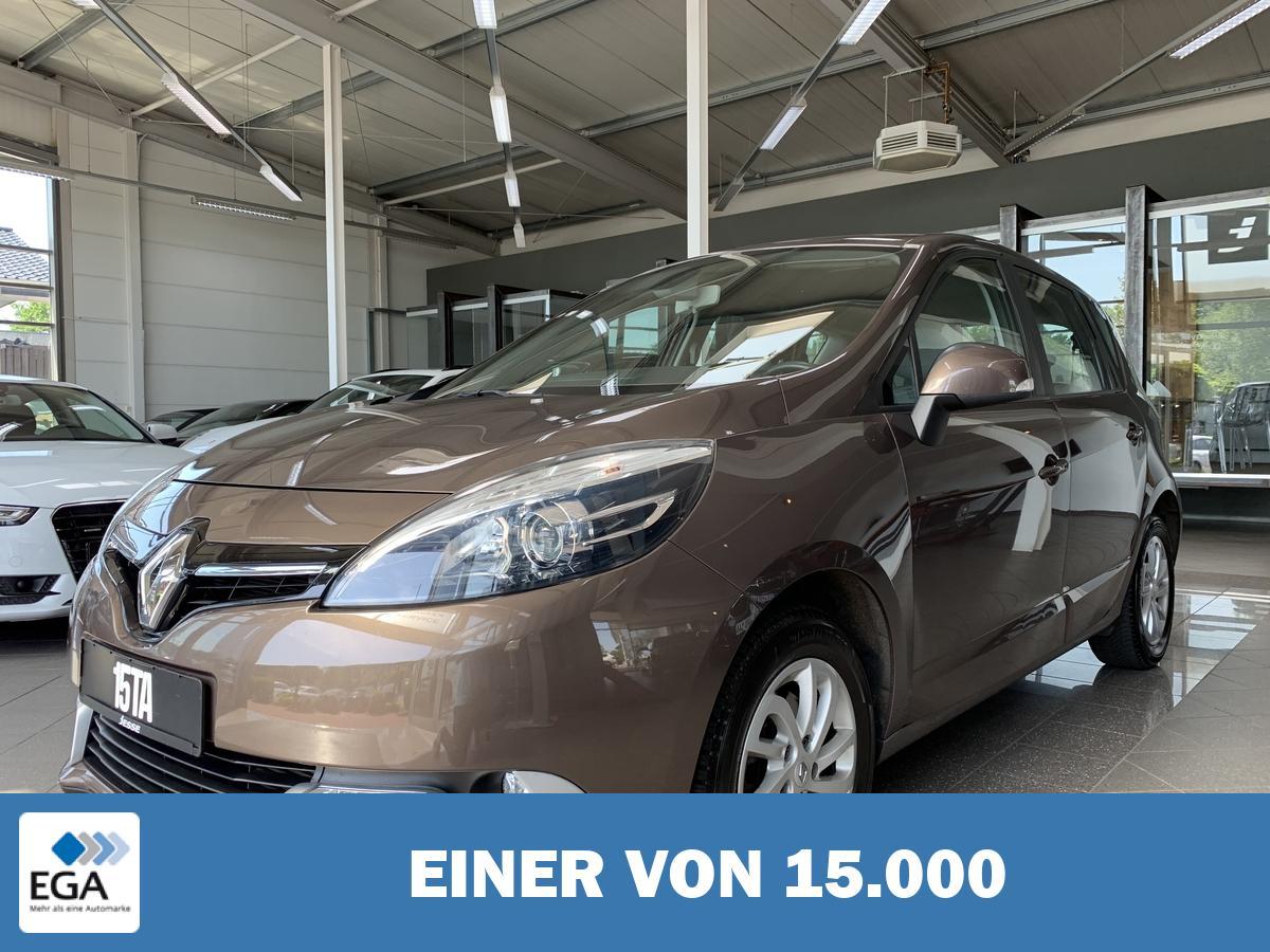 Renault Scenic 1.5 dCi Paris  110 Navi AHK PDC 2-Zonen Klima