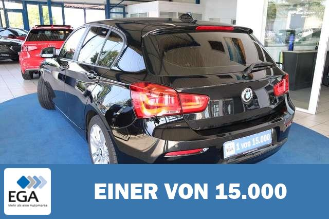 BMW Sonstige1 Lim. 118i Advantage M Paket NAVI SHZG PDC