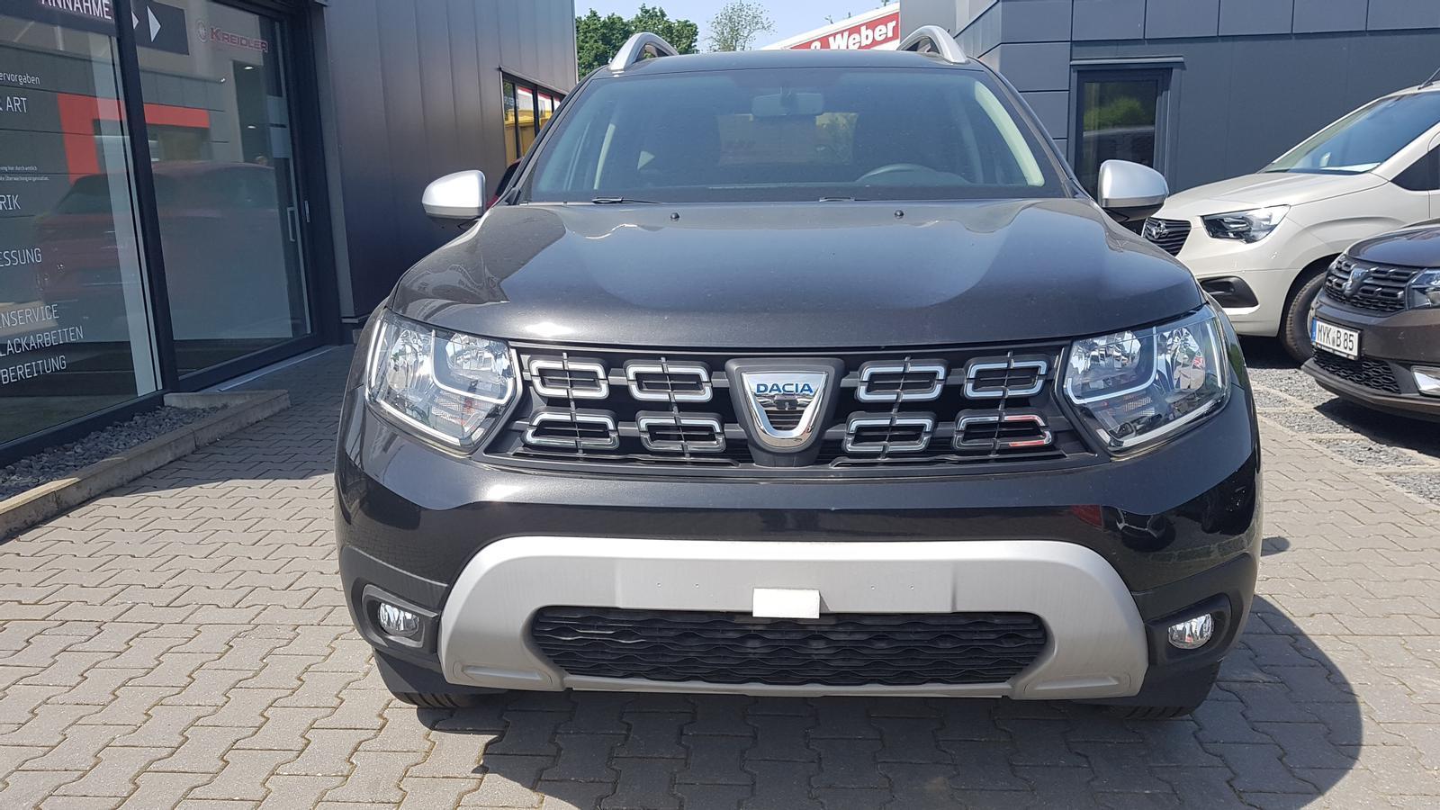 Dacia Duster II Comfort LPG*Navi*16Zoll*PDC*Cam*Klima*