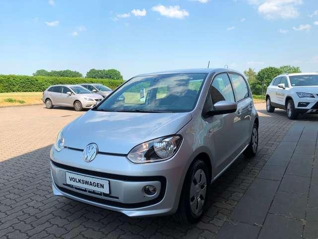 Volkswagen up! move 1.0TGI Klimaanlage  Einparkhilfe hinten...
