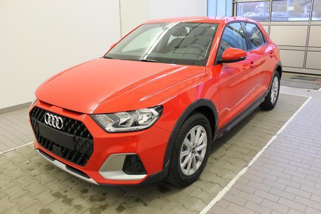 Audi A1 citycarver 30 TFSI DSG basis DAB virtualCo...