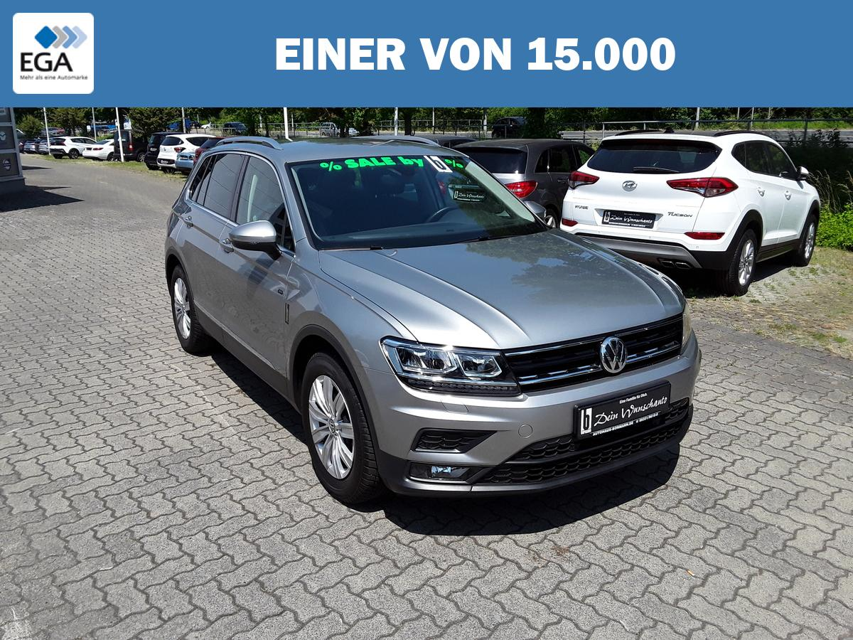 Volkswagen Tiguan 1.4 TSI Join Standheizung+PDC+AHK schwenkbar