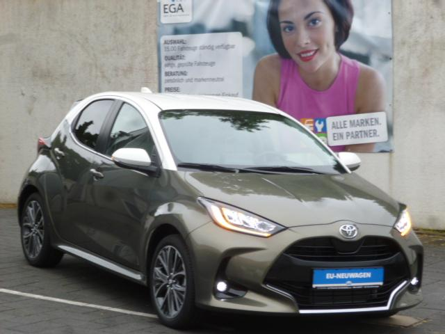 Toyota Yaris 1.5 Dual-VVT-iE Elegant - T.Leder - R.Kam - Alu