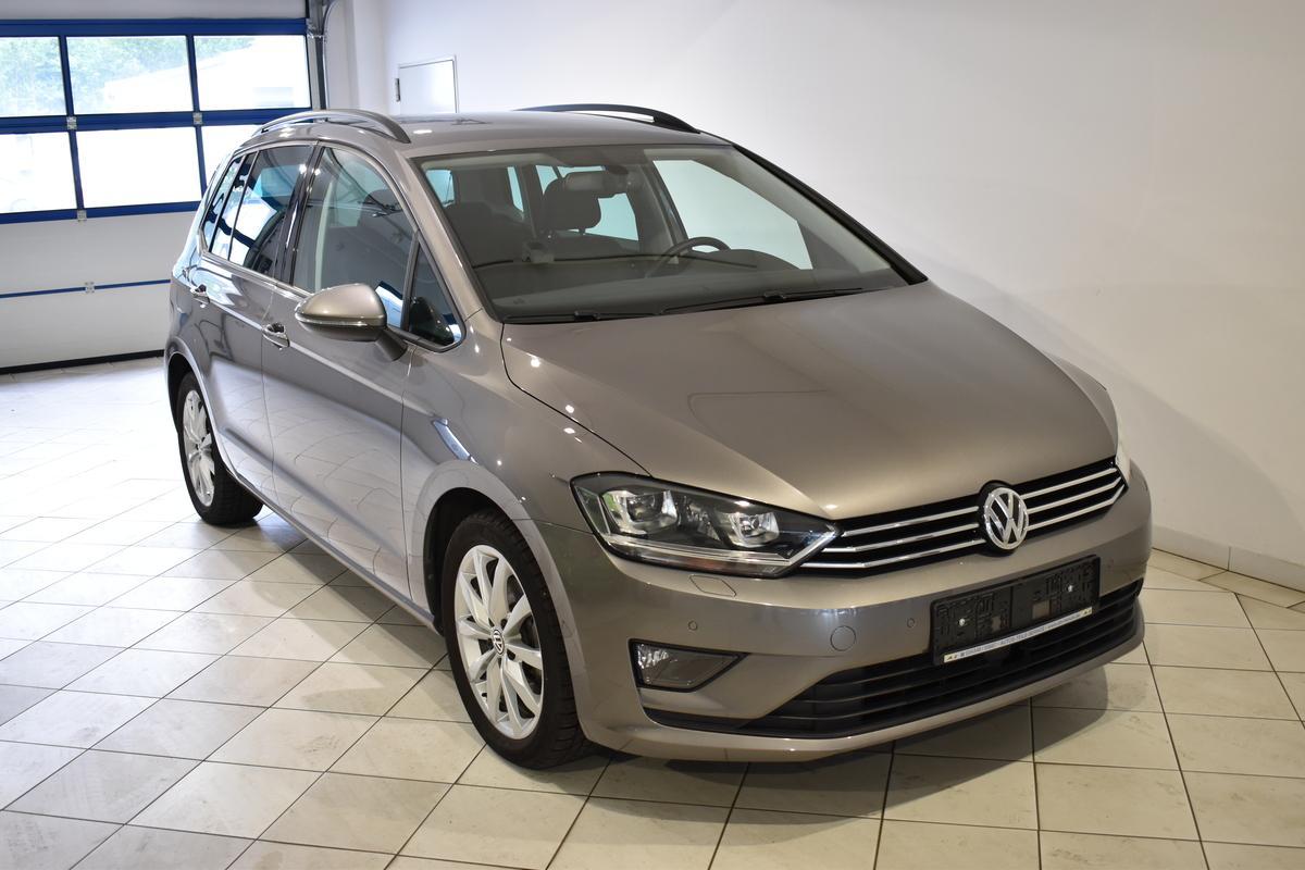 Volkswagen Golf Sportsvan DSG Xenon Navi PDC v+h Fernlichassistent