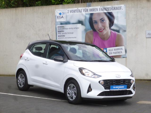 Hyundai i10 1.0 Klima - Sitzhzg - PDC - eCall - LKA-Spurhalte