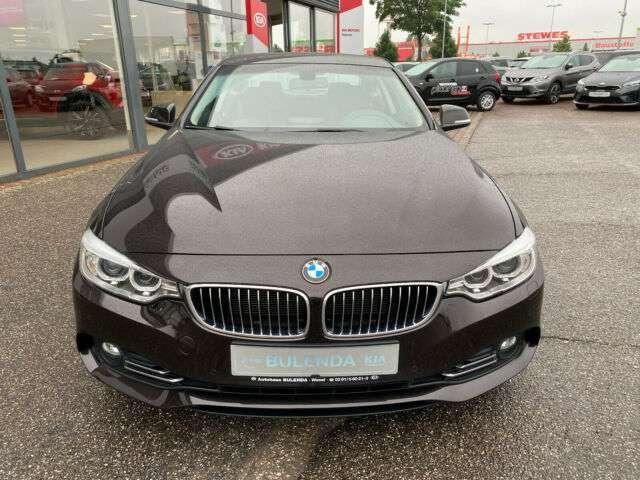 BMW 428Baureihe 4 Coupe 428 i Luxury Line