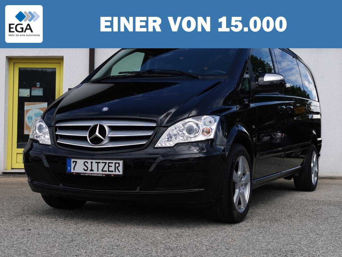 Mercedes-Benz Viano 3.0 CDI DPF lang Automatik Trend Edition