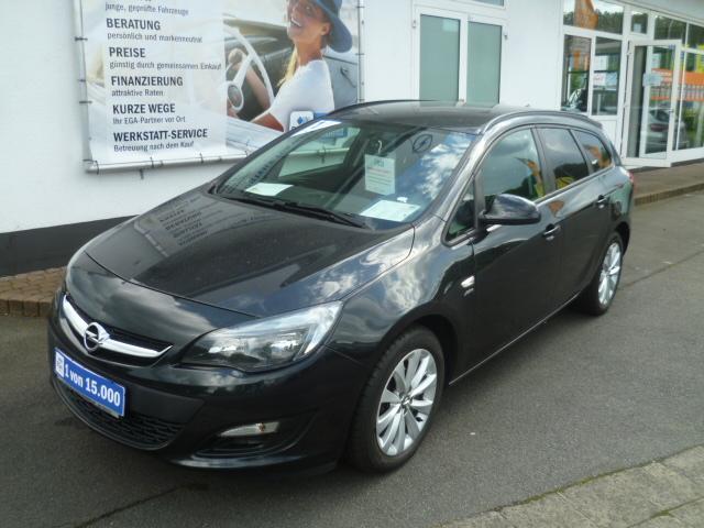 Opel Astra Tourer*LM-Felgen*Klimaauto*Sitzheizung*Tempomat*PDC