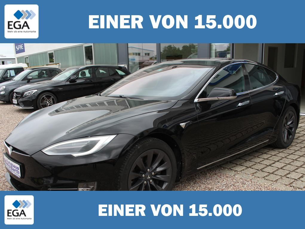 Tesla Model S *100 D *AP 2.5 *Panorama-Dach *19 Zoll