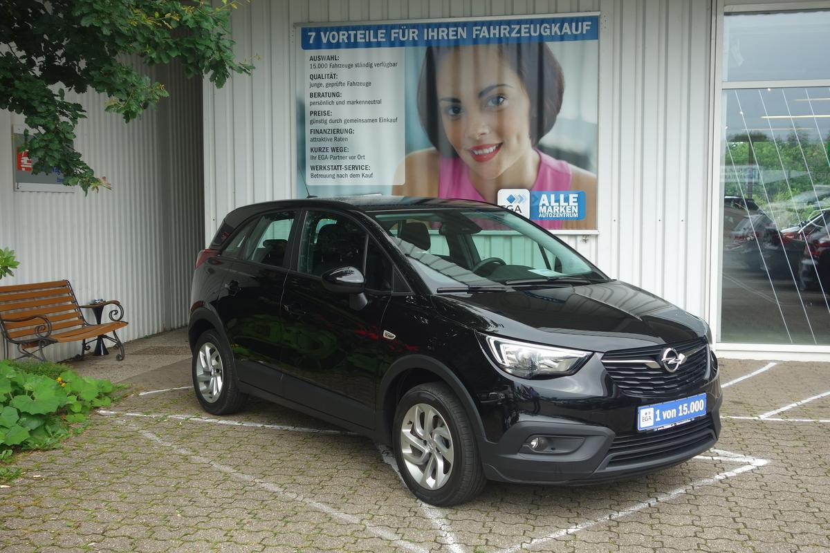 Opel Crossland X 1.2 Limited Edition PDC*ALU*NAVI*TEMPOMAT*NSW*BT