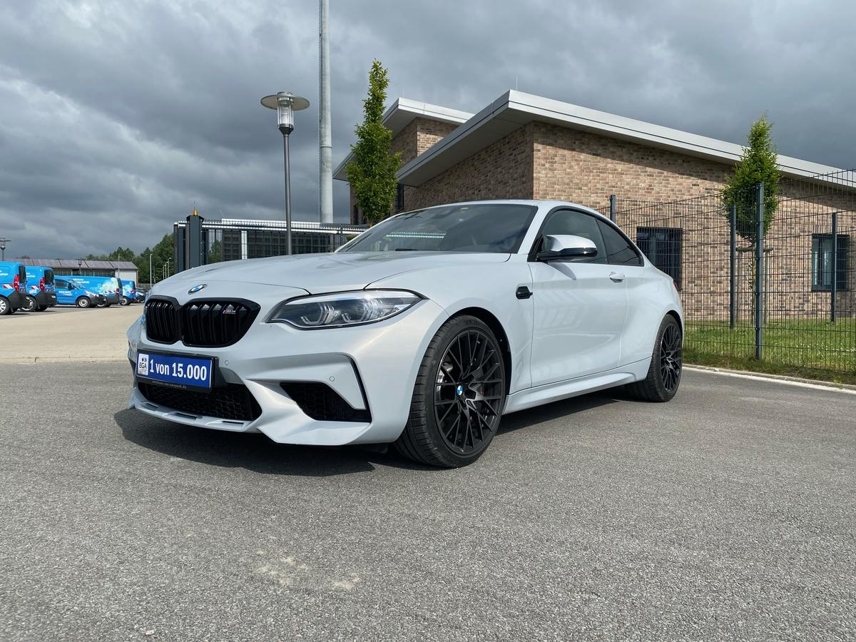 BMW M2Competition, Schiebdach, ,Akrapovic Anlage, Drivers Pack