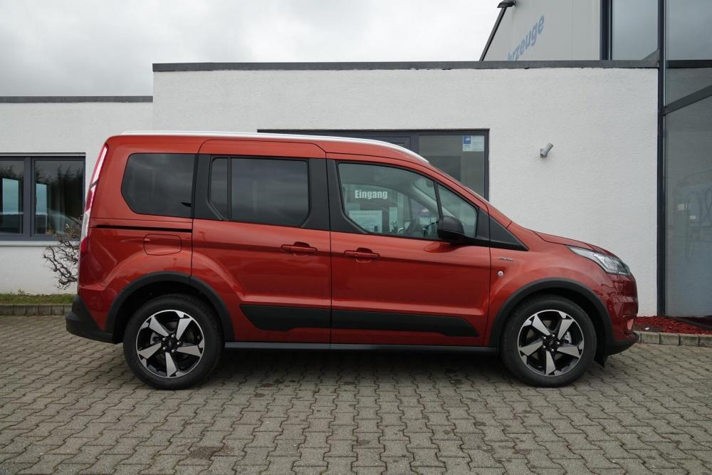 Ford Tourneo Connect ACTIVE Xenon/Parkassistent/Keyless