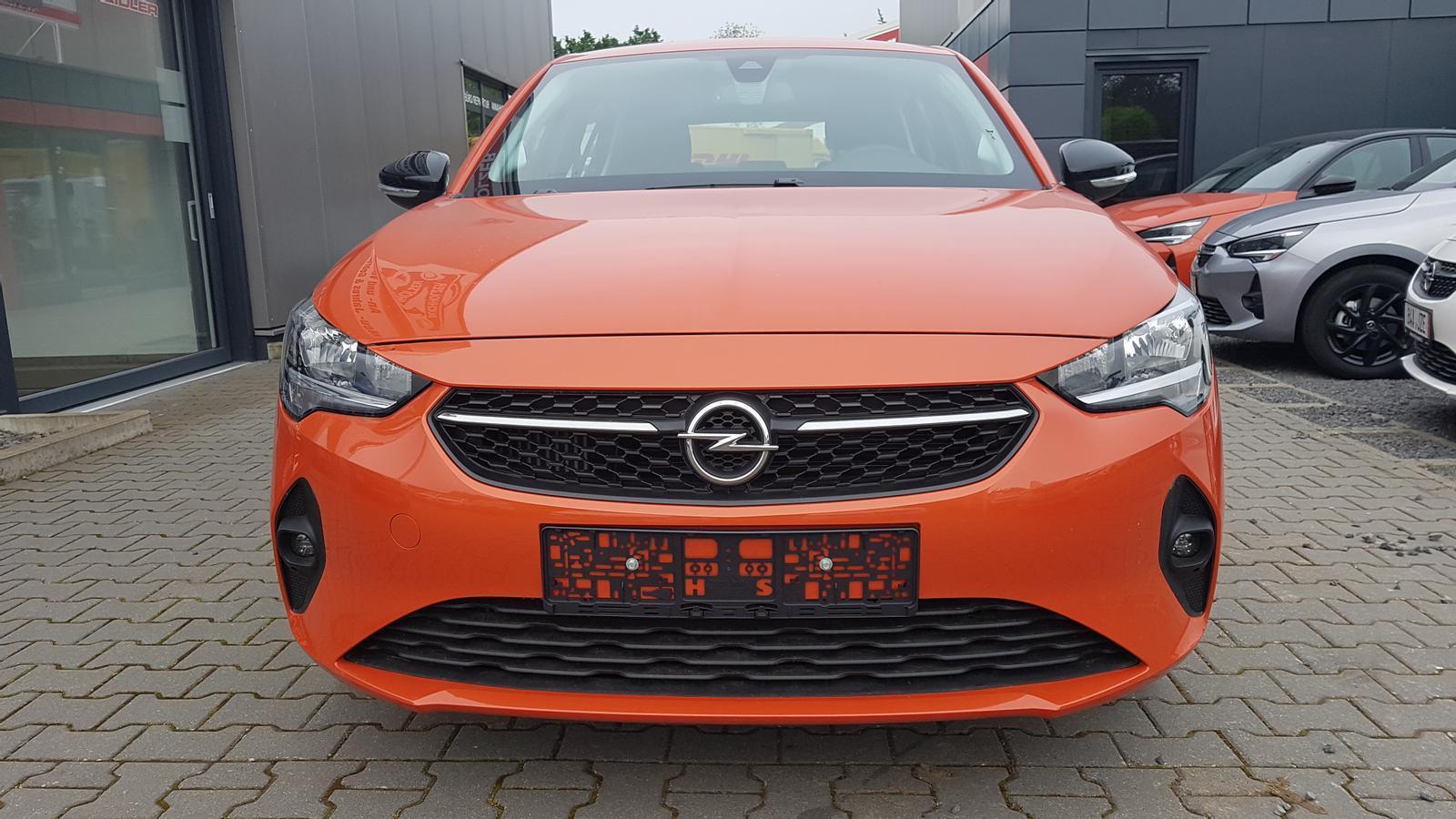 Opel Corsa F Edition*Shzg*Klima*16Zoll*PDC*App