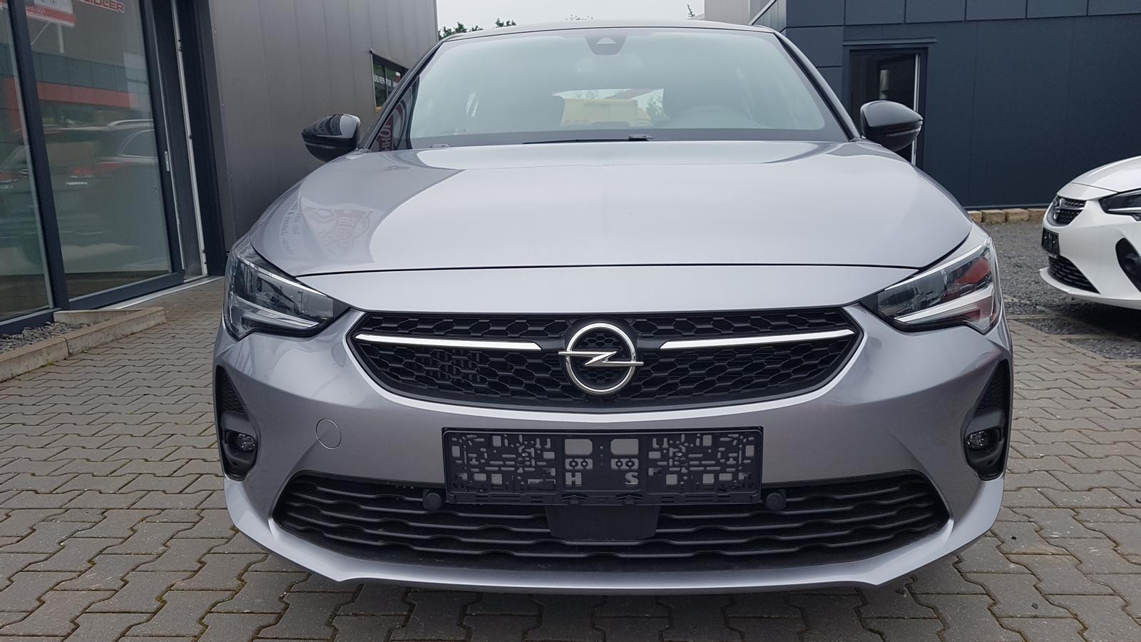 Opel Corsa F GS Line*LED*Shzg*PDC*Cam*16Zoll*AppleCar