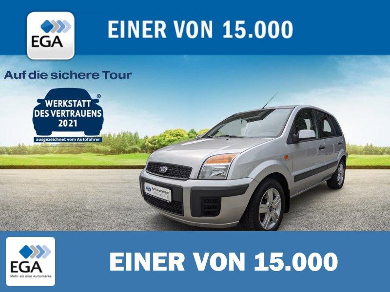 Ford Fusion 1.4 16V EU4 Style