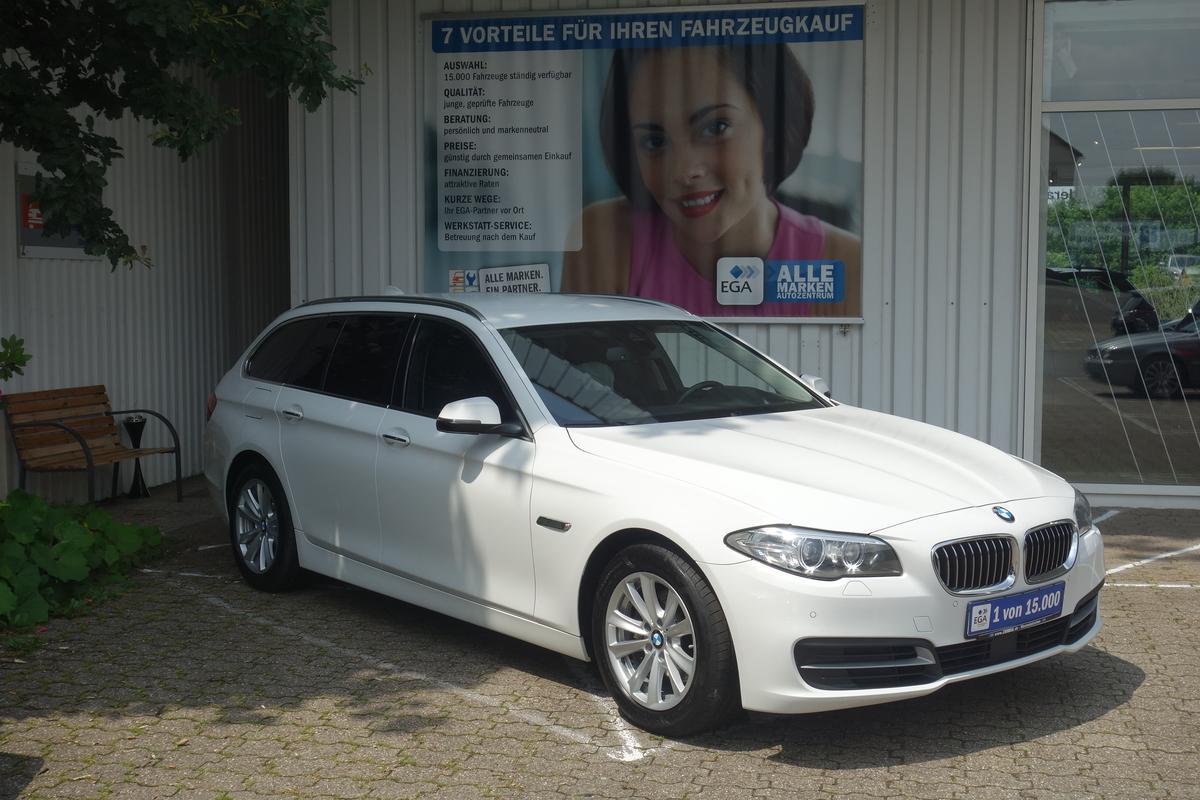 BMW 520d Drive Plus*HEAD-UP*XENON*PDC*NAVI*AHK*INNOV*BUSIN PAK