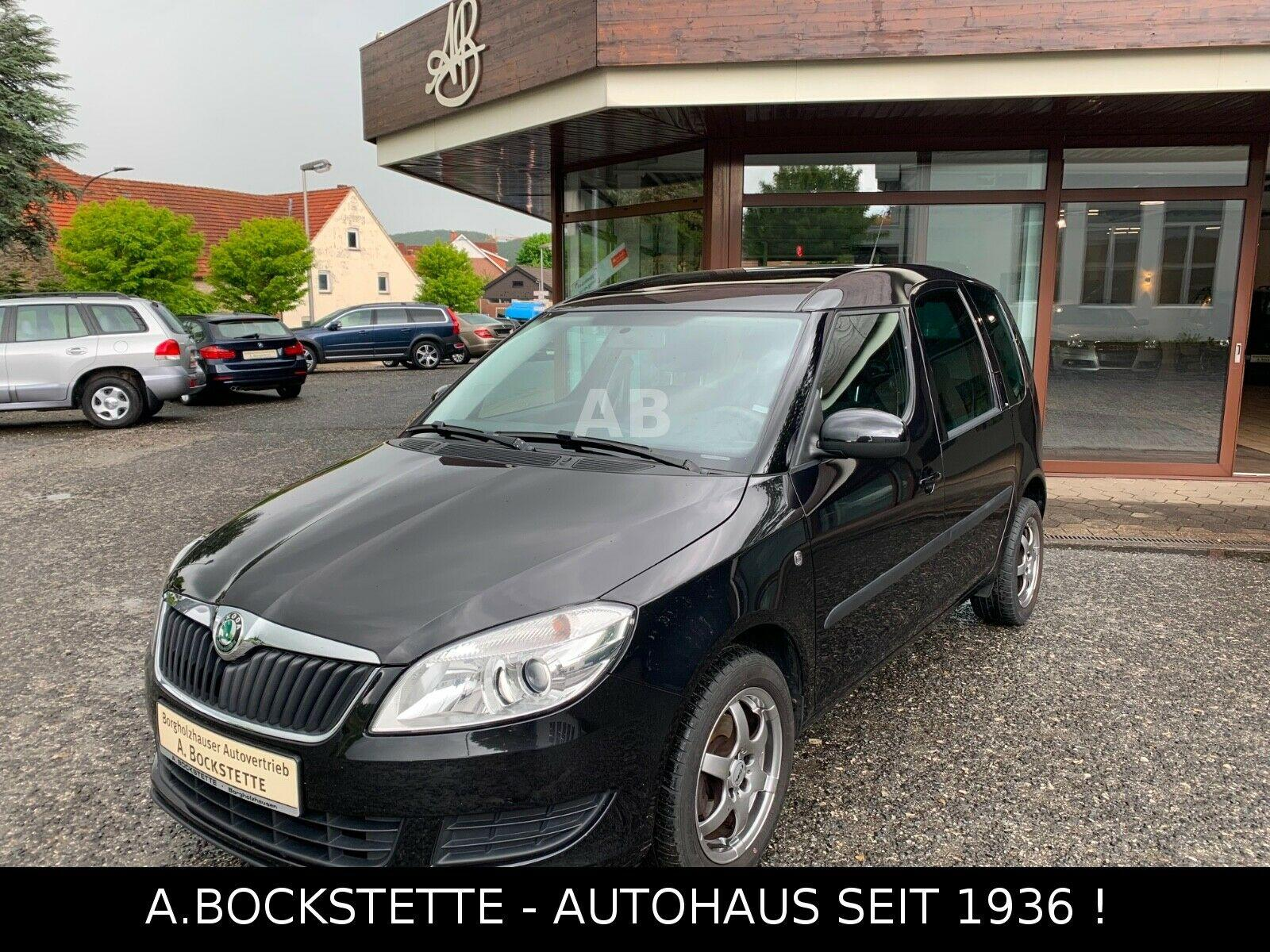 SKODA Roomster Style Panoramadach
