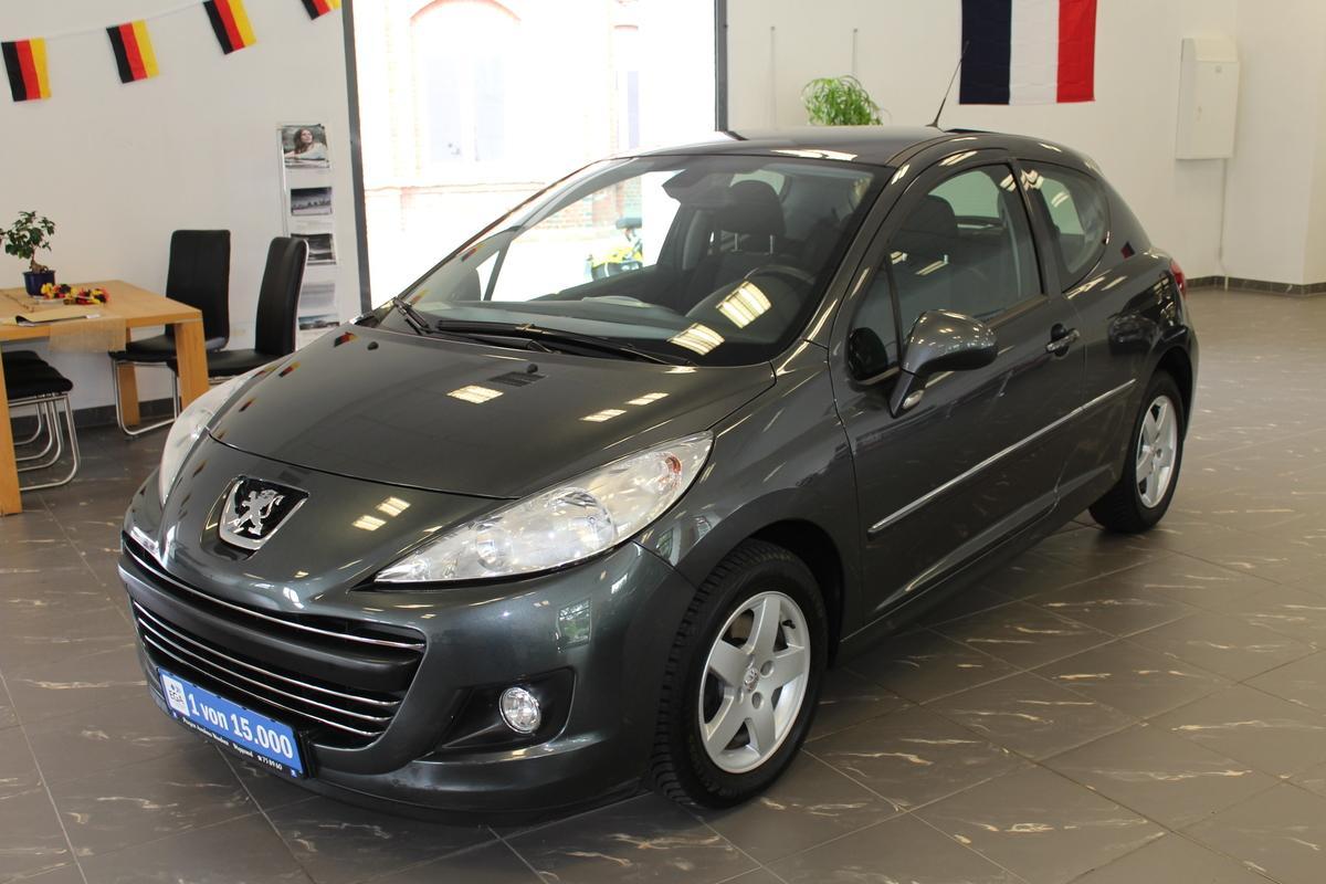 Peugeot 207 95 VTi Filou