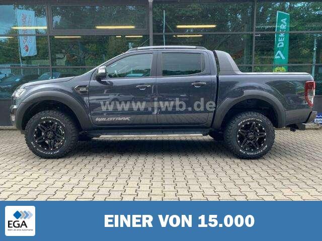 Ford Ranger Wildtrak 2,0 Standheizung Np60 el. Rollo 30% ACC